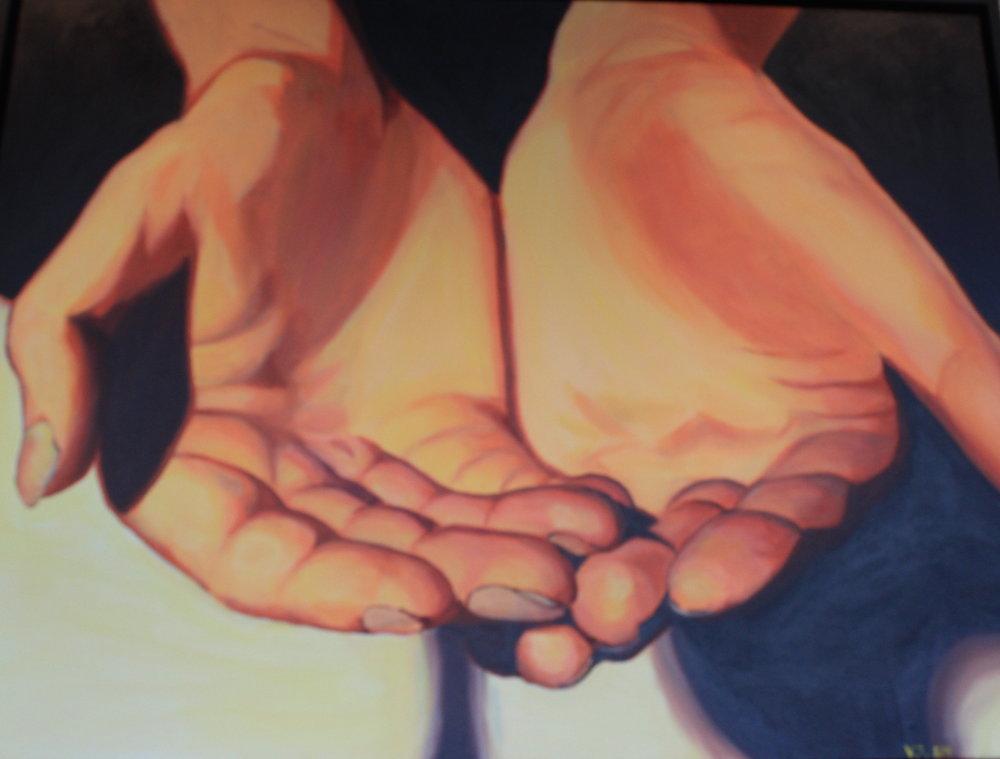 Nurturing hands- -Vy Tran 2-5-15 - Vy Tran.JPG