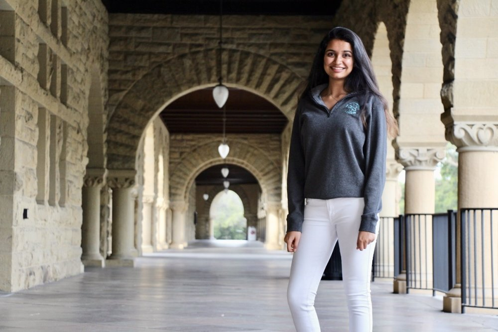 Students of SSB: Meet Anjini Karthik    By Fan Liu
