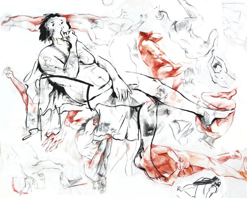 """""""Critical Mass"""" by Katherine Liu"""