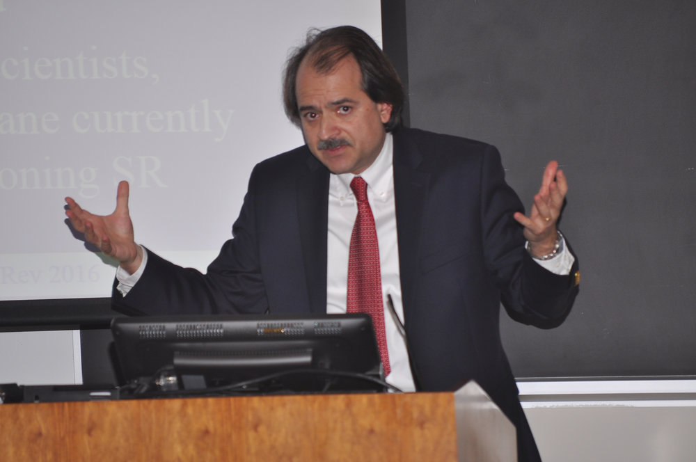 Break it down, to build it up: An Interview with John Ioannidis    By Shawn Cai