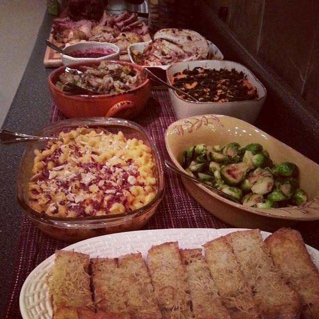 Saucy Spatula Thanksgiving