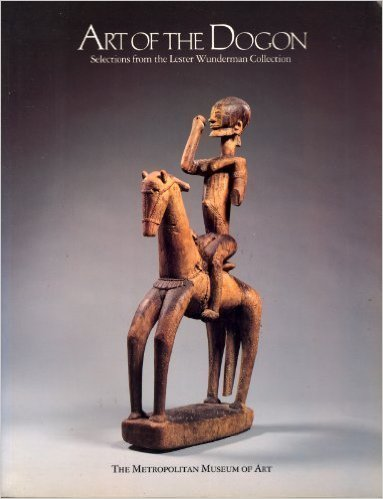 A selection of the finest pieces of Dogon art collected by Lester Wunderman.