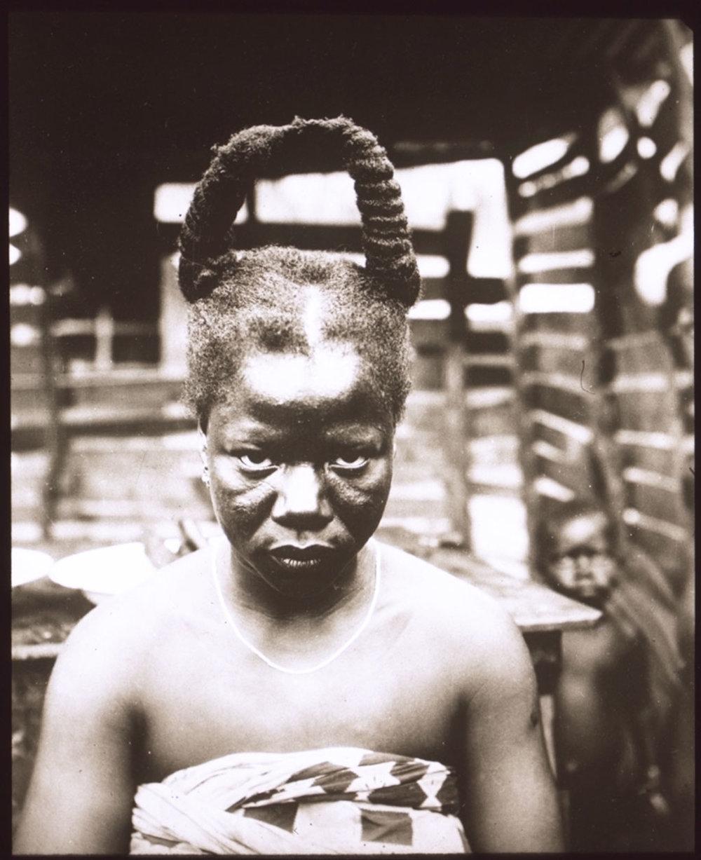 Cameroon or Ghana, ca. 1911.