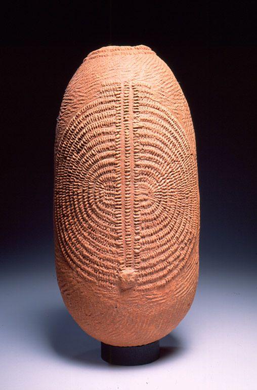 Bura vessel, Niger, c. 3rd-11th century (terracotta)