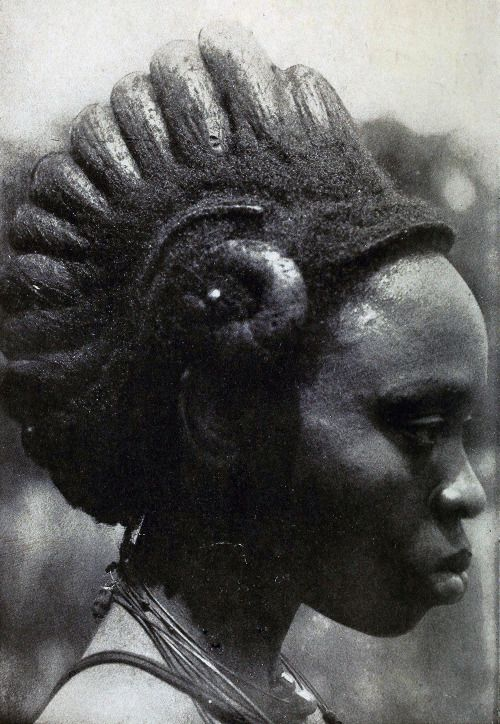 Igbo woman of Nigeria.