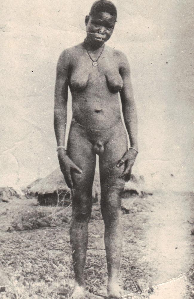 africa nude