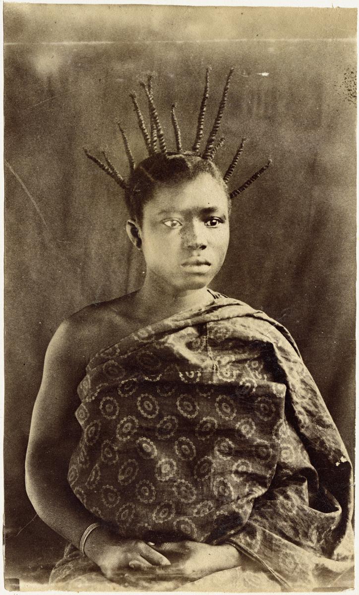 Girl from Aburi.