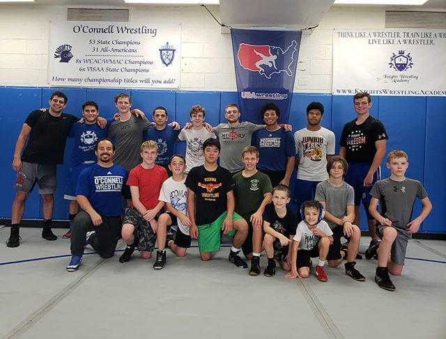 Thank you, Seth Gross, for closing out our summer camp at the KWA!  Visit us at: www.KnightsWrestlingAcademy.com  #KnightsWrestlingAcademy #KnightsWrestling #Knights #KWA #ArlingtonWrestling #ArlingtonVA #Arlington #VAwrestling #VirginiaWrestling #VAWA #Virginia #VA #703 #SummerWrestling #Summer #Wrestle #Wrestler #Wrestlers #Wrestling #H1STORY #H1STORYWRESTLING #STAYJACKED #D1Wrestling #2018 #133 #Champion #Champ #NCAAchamp #NCAAchampion @godswrestler133