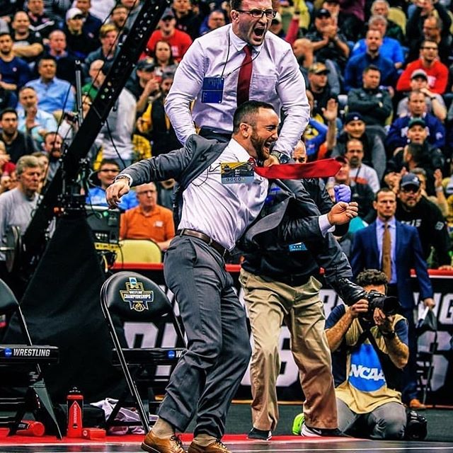 Coach Mike Grey of Cornell University will be making a pit stop in Arlington, VA this Summer! He has mentored 8 NCAA champions and 27 All-Americans including Yianni Diakomihalis!  Limited space will be available for this and many more of our clinics. Registration begins April 15th!  #GetKnighted and sign-up with the KWA for training, camps, and clinics! Visit us at www.KnightsWrestlingAcademy.com  #KnightsWrestlingAcademy #KnightsWrestling #KnightsAcademy #Knights #GoKnights #KWA #Wrestling #Wrestlers #Wrestle #GreyTrained #BigRedWrestling #BigRed #CornellWrestling #EIWA #NCAAwrestling #Clinics #Coaching #Training #Technique #Grappling #Mentor #Arlington #ArlingtonVA #VAWA