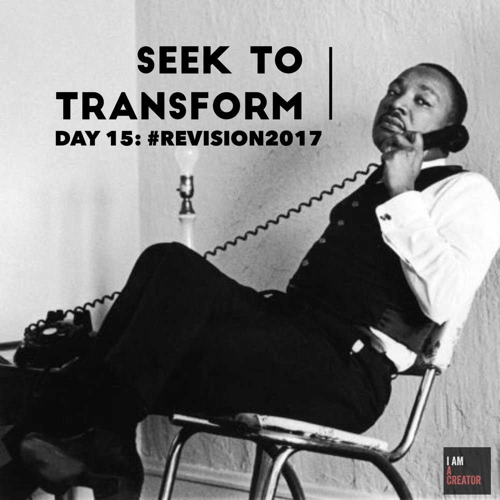 Day 15: Seek to Transform