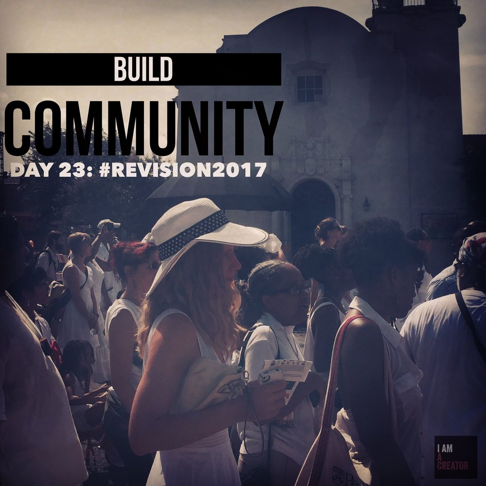 DAY 23: Build Community