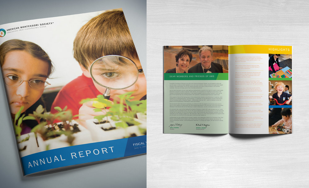 AMS FY 2016 Annual Report