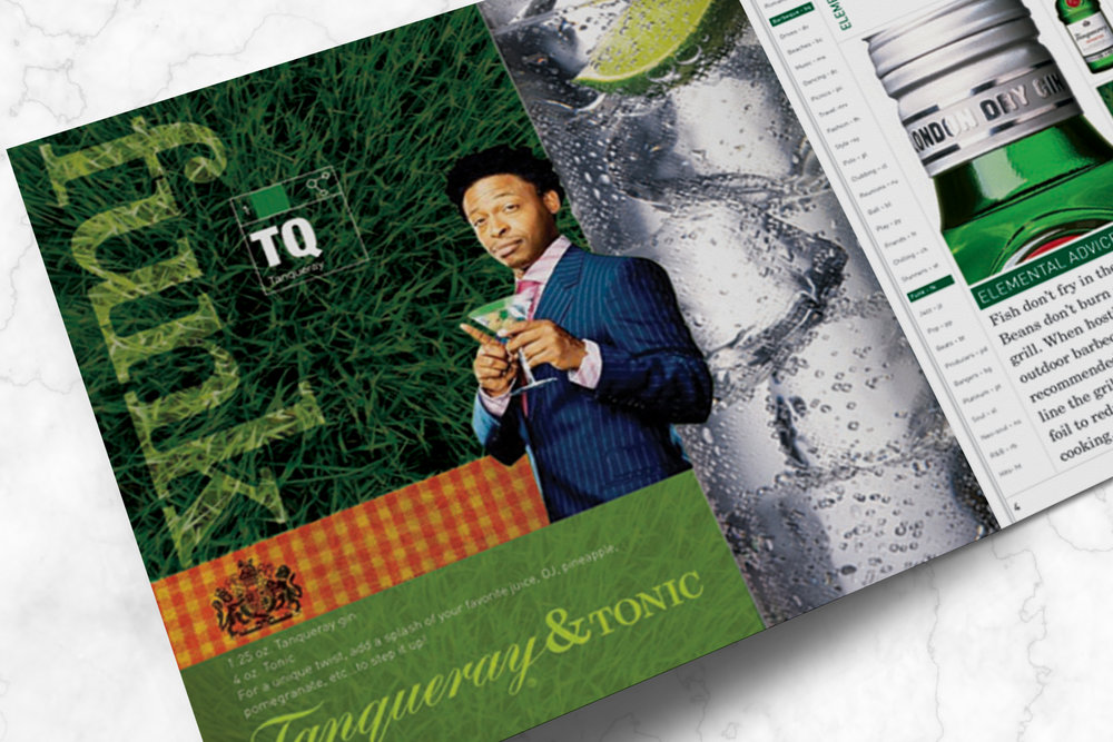 Diageo Mini Brand Book Interior