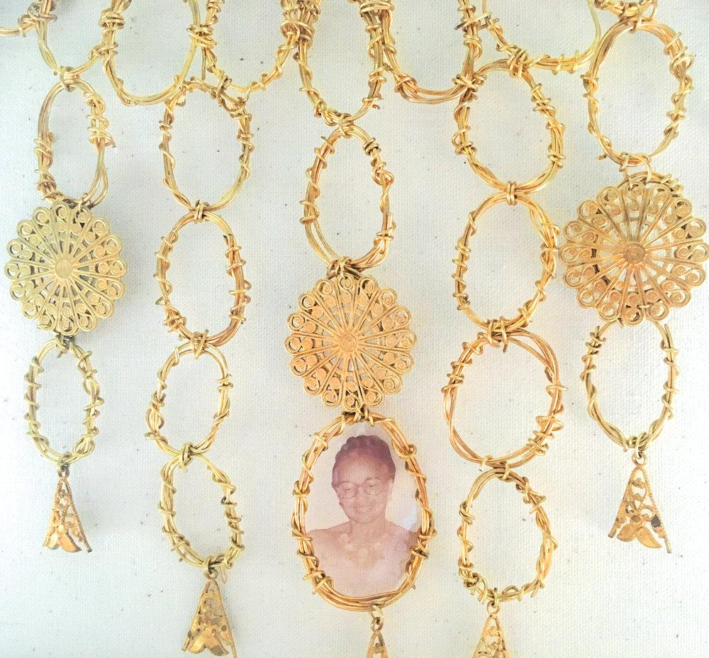 Auntie / Handmade Jewelry