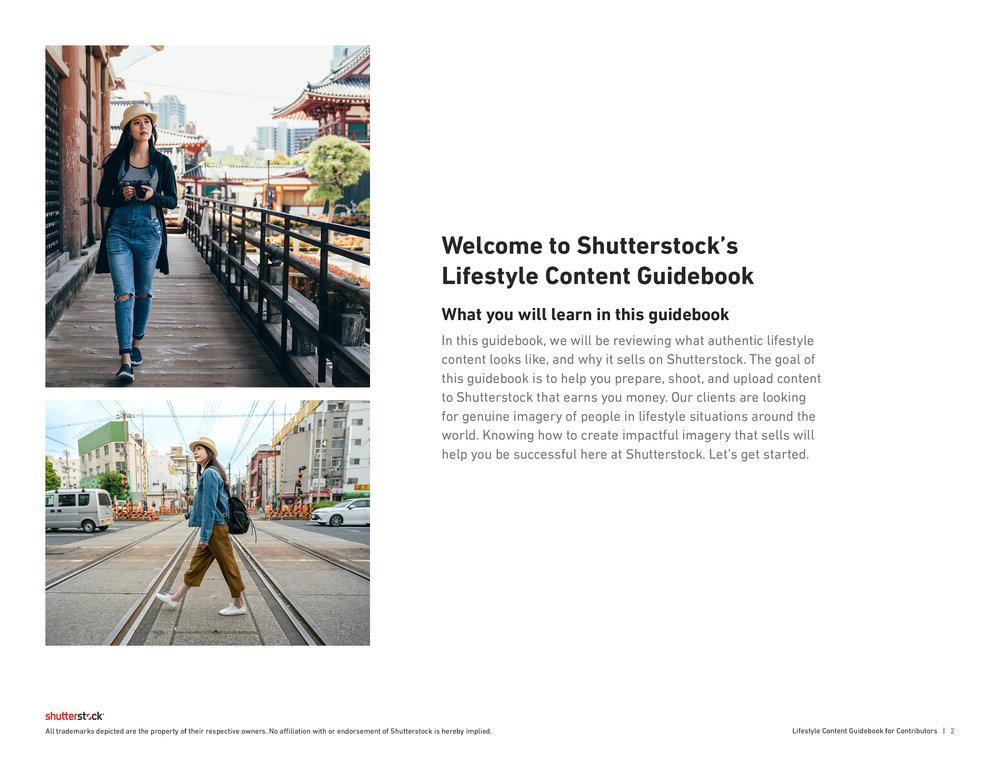 Shutterstock Contributor Marketing — Brenda Luu