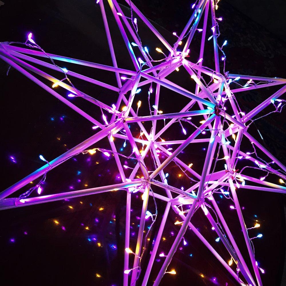 My star.