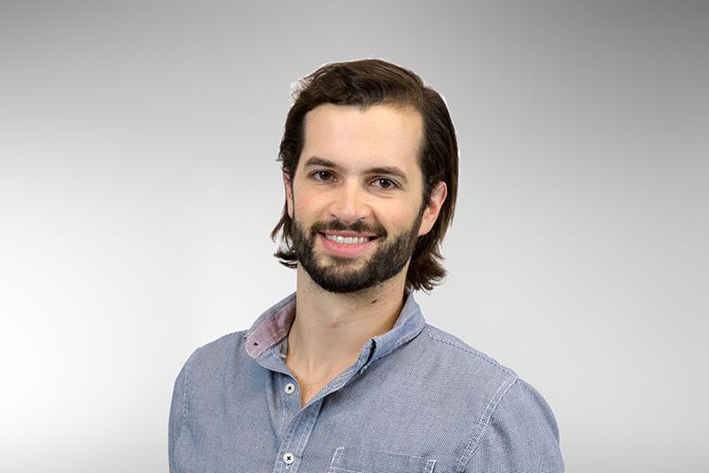Kyle Dumont - Applications Lead