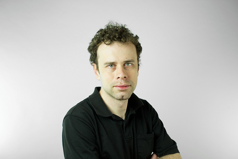 Max Eskin - Senior Software Engineer