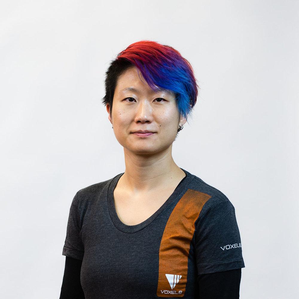 Clara Rhee -Materials Technician