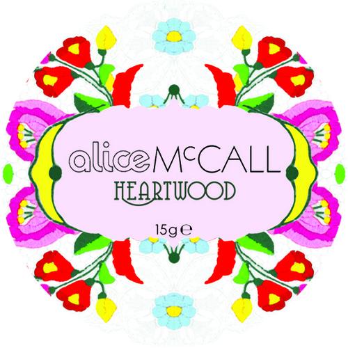 Alice McCall & INDAH Heartwood  parfum