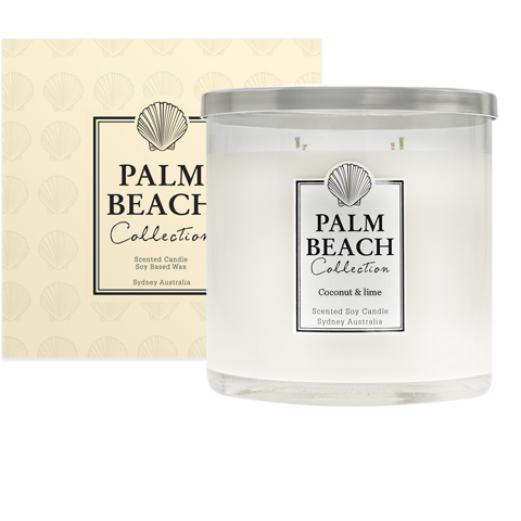 Palm Beach Deluxe Candle