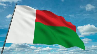 Malagasy Flag