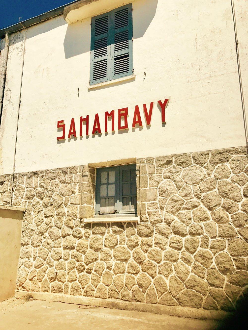 Sahambavy