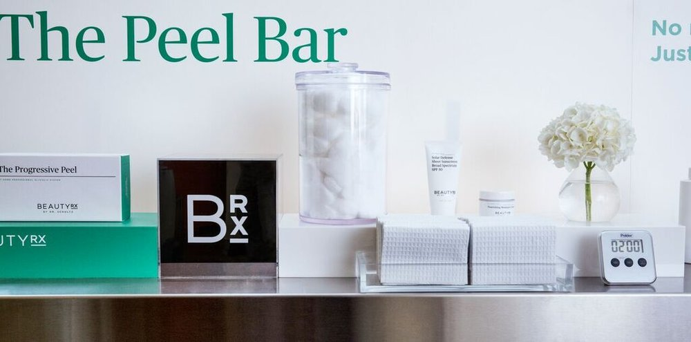 BeautyRx Peel Bar