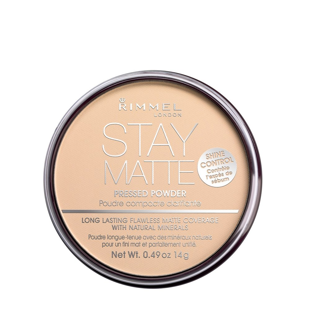 rimmel london stay matte translucent powder makeup cosmetics