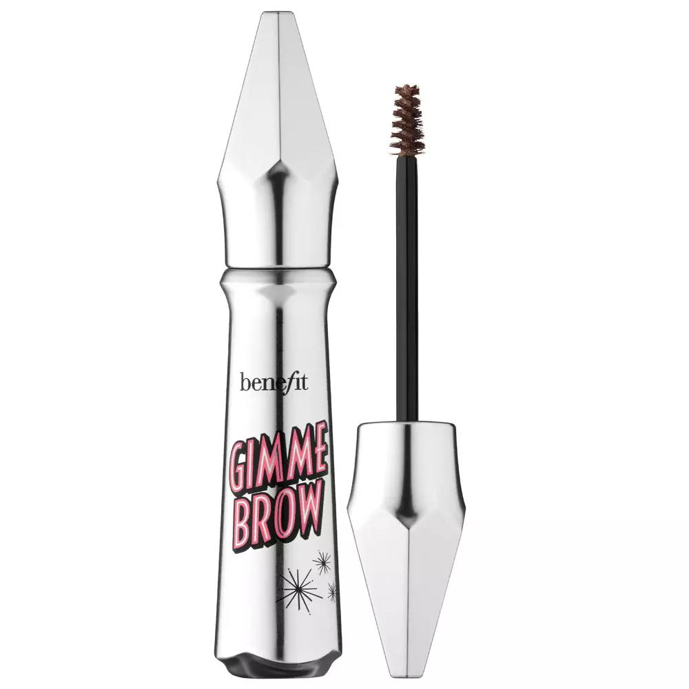 benefir cosmetics gimme brow gel makeup