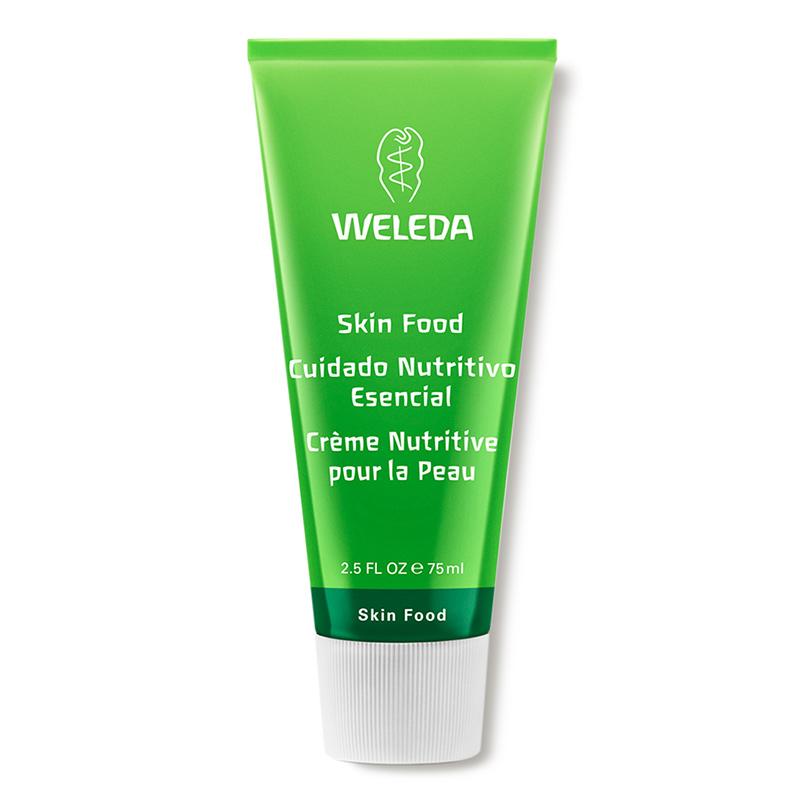 weleda skin food moisturizer skincare oil serum