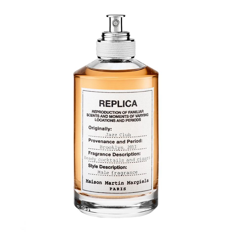 maison margiela replica jazz club perfume
