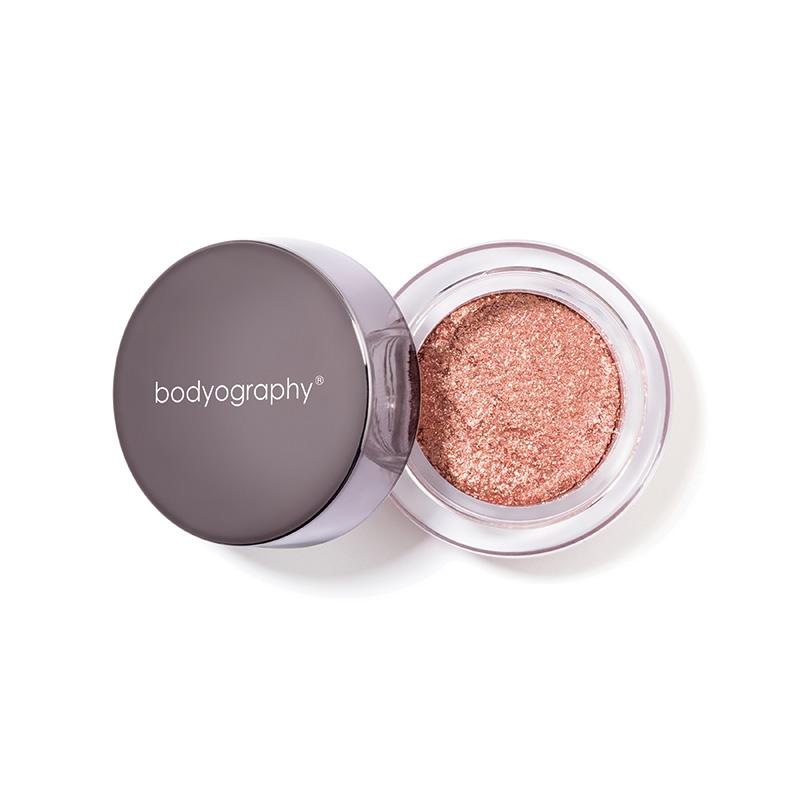 Bodyography eyeshadow glitter pigmemt cream