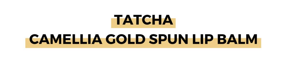 TATCHA CAMELLIA GOLD SPUN LIP BALM.png