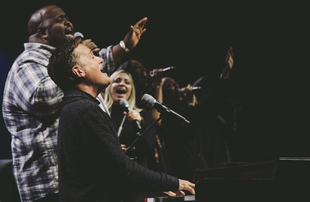 WORSHIP TOGETHER 2018 - MICHAEL W. SMITH