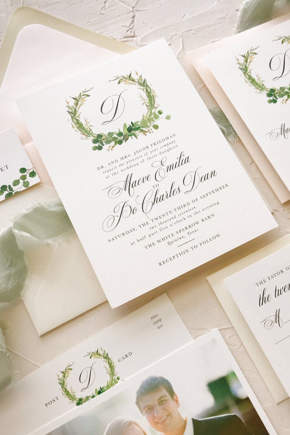 Greenery Wedding Invitations.jpg