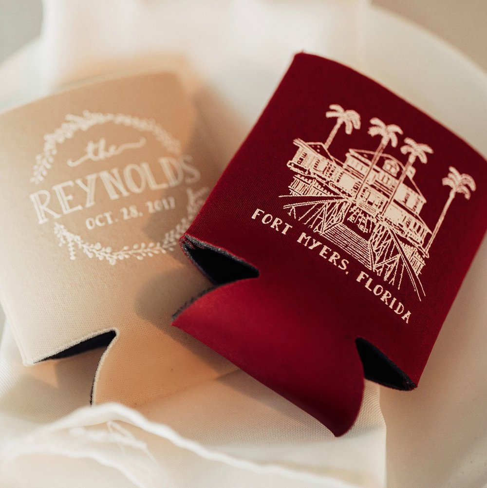 Burgundy Wedding Koozies.jpg