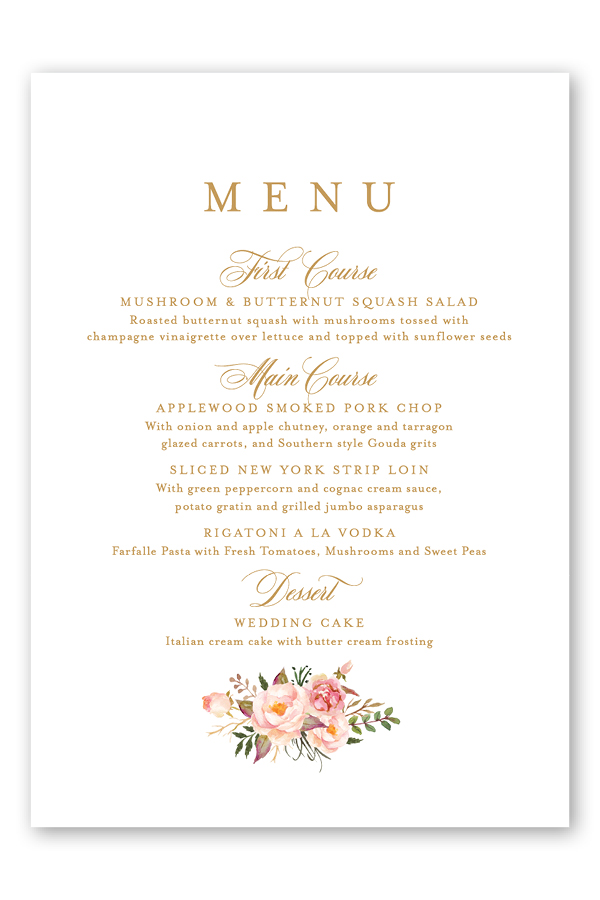 Floral Wedding Menu Card.jpg