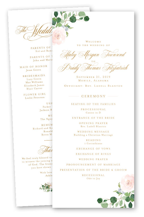 Watercolor Floral Wedding Programs.jpg