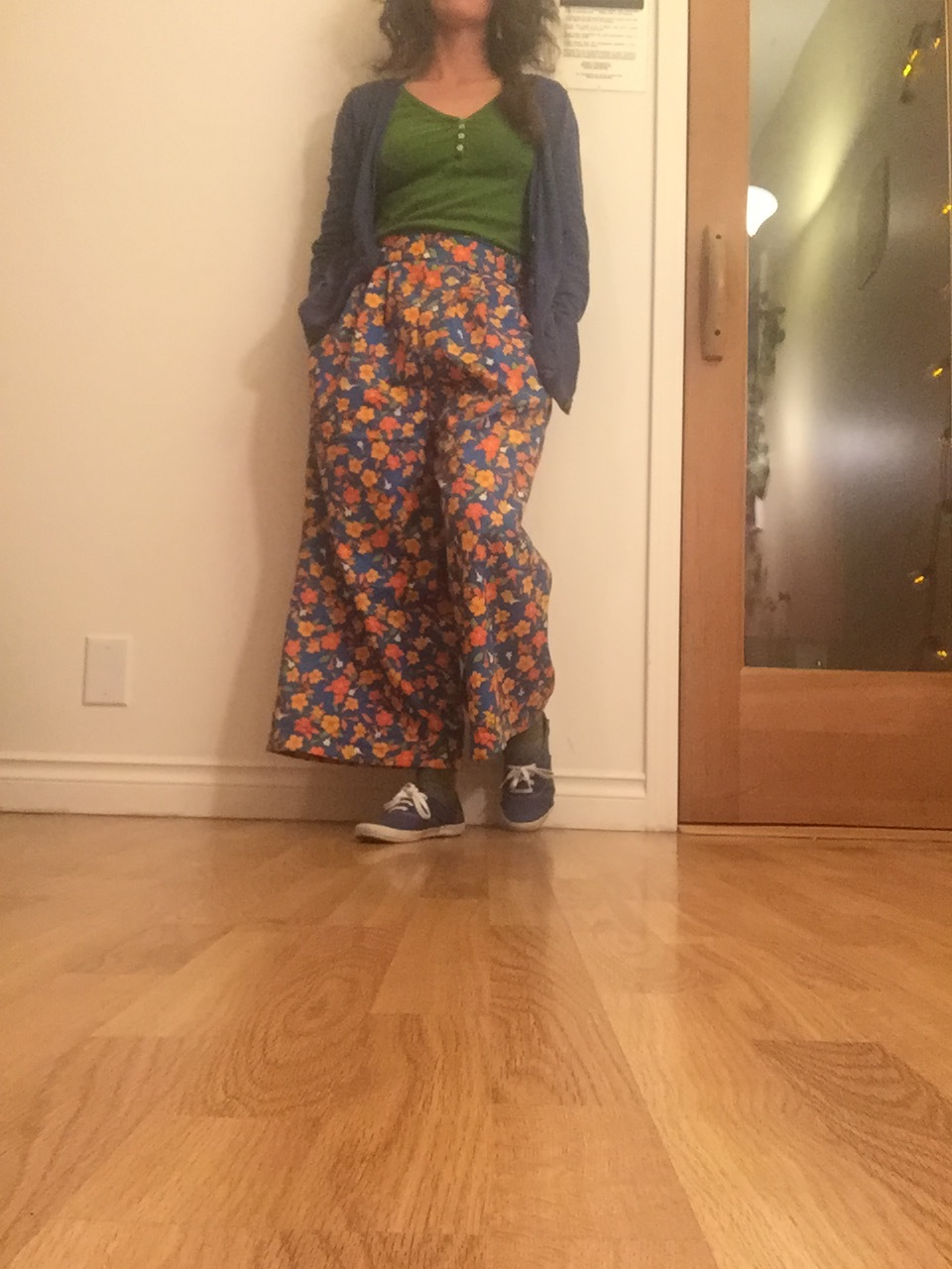 pants for loving (myself)