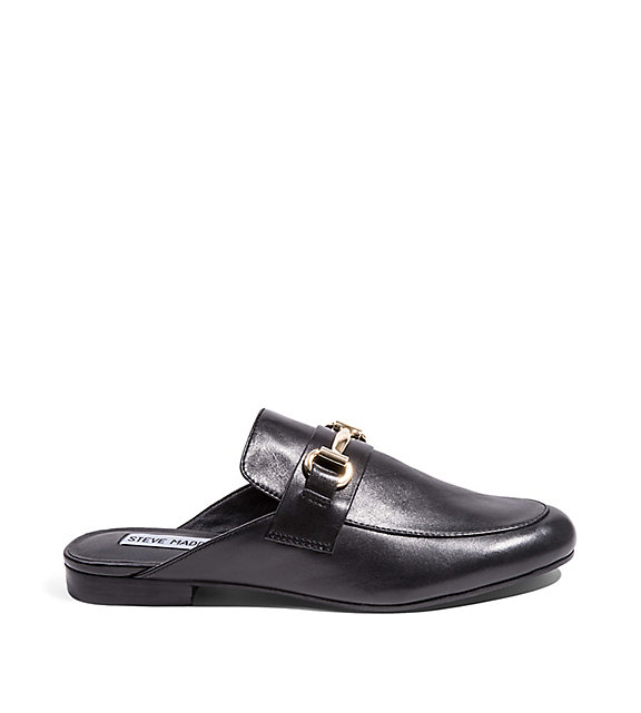 Steve Madden Leather Slippers - $79.95