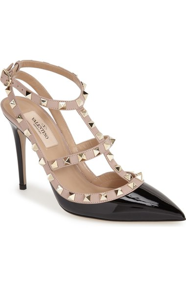 Valentino Studded Pumps - $995