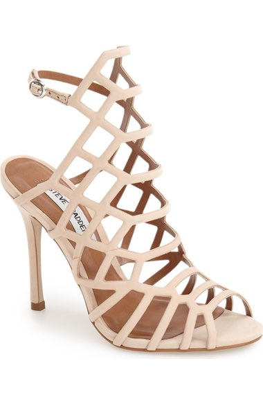 Steve Madden Caged Heels - $62.99