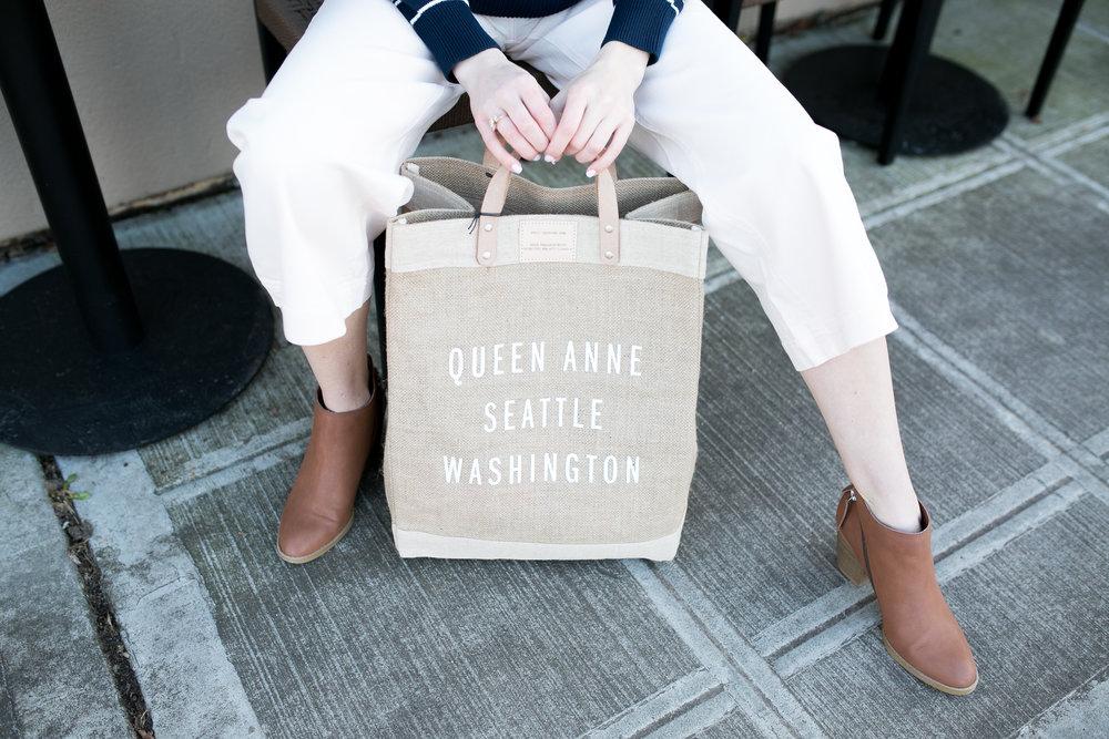 My Seattle: Queen Anne Frame — Shaylyn Rae