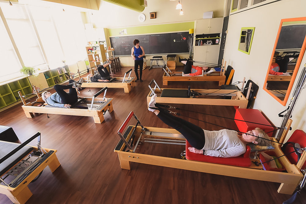What is the Pilates Reformer? - What to expect in your first Reformer session.
