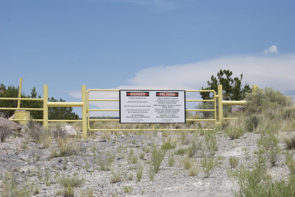 Mt Taylor Mine