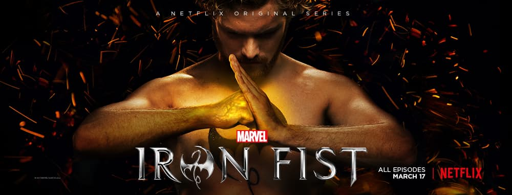Honored to have been apart of this show!  My responsibilities included rigging the Iron Fist (along with a few other CGI elements), and animated some of the hero shots in the series!