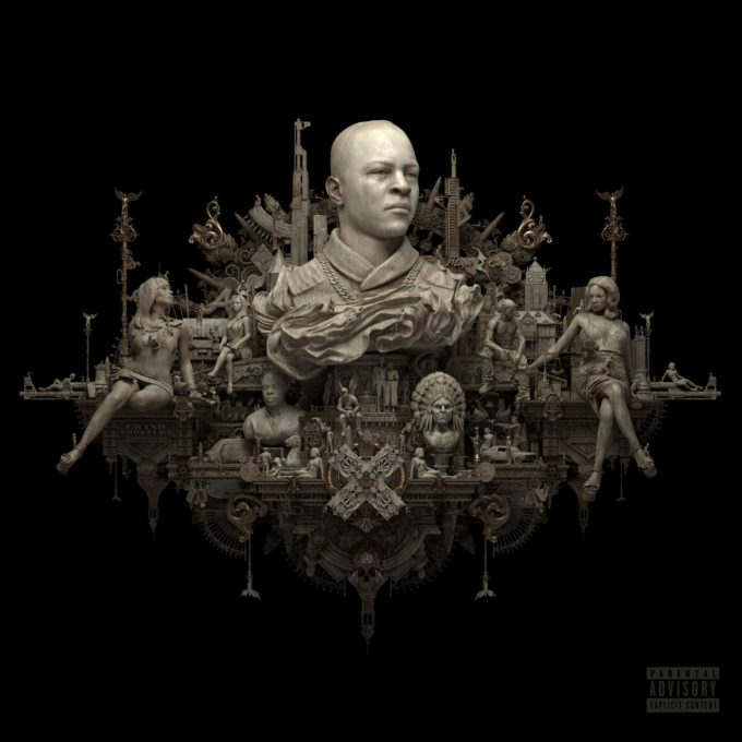 Another project I worked on at Kevin VFX…T.I.'s album cover! Rigged T.I.'s face along with some of the characters in the sculpture…fun project!