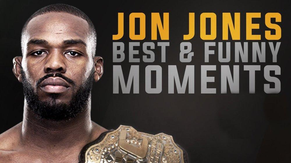 "Jon ""Bones"" Jones Best and Funny Moments - Funny Videos"