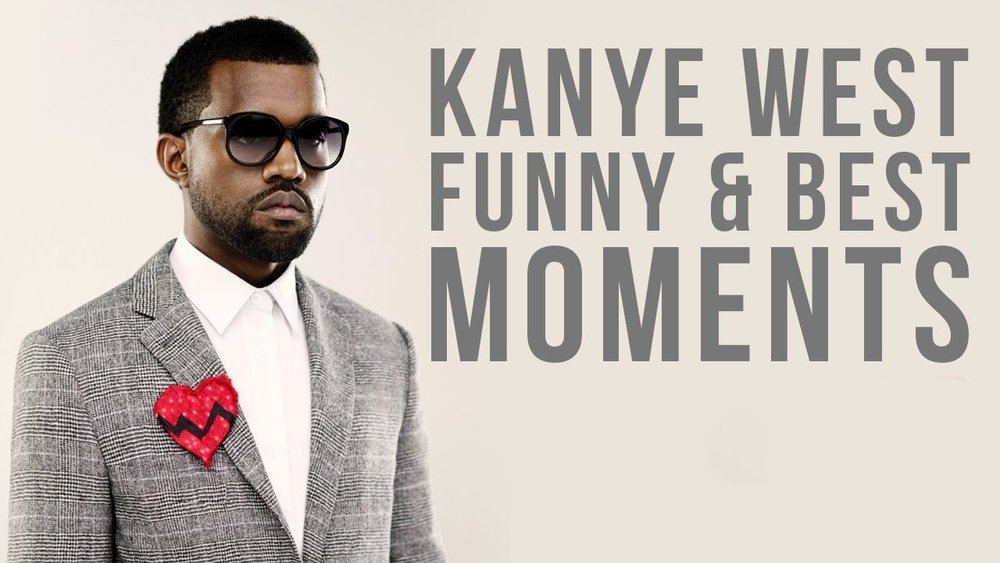 Kanye West Funny and Best Moments - Funny Videos